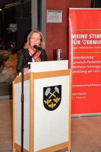 Vorstand Gemeindewerke KU Ingrid Haberl